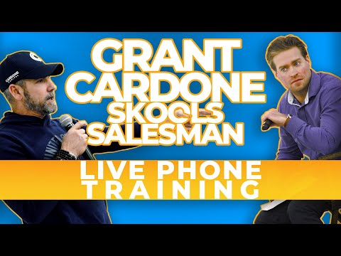 Grant Cardone takes Salesman back to School LIVE