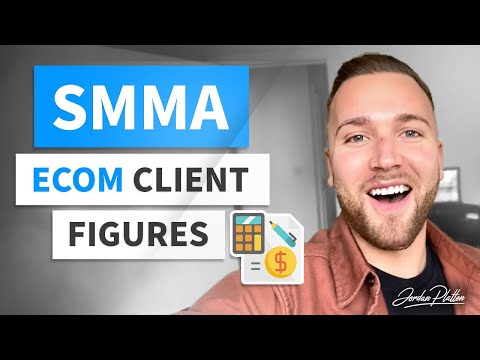 SMMA Ecommerce Client Figures You Need To Know