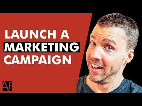 5 Steps to Planning and Launching A Successful Marketing Campaign | Adam Erhart