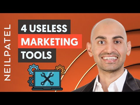 4 USELESS Marketing Tools You're Still Using (STOP Wasting Your Money)