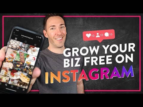 How To Grow Your Instagram Business Account For Free