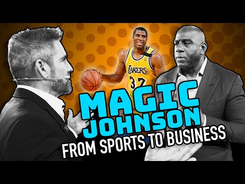 Magic Johnson from Sports to Business with Grant Cardone