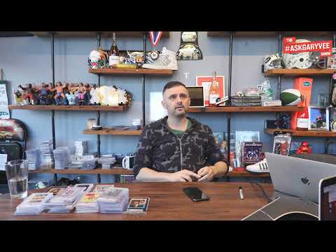#AskGaryVee 333 | Sports Cards Q&A 3-9-2020