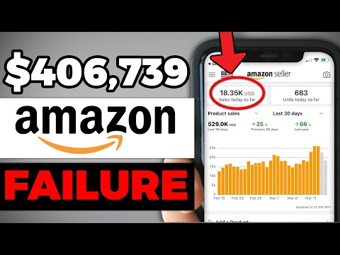 My First Year of Selling on Amazon FBA - Inside my Account (PROOF!)