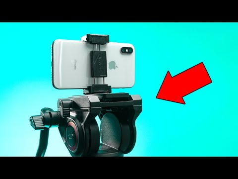 How to Put Any Smartphone on a Tripod
