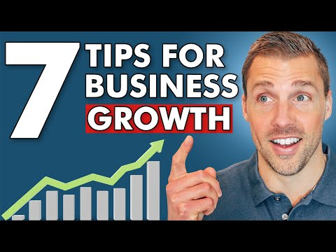 7 Ways To Grow Your Business Quickly
